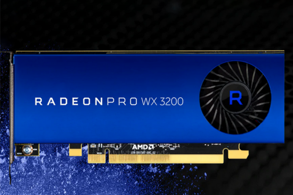 Ryzen 3 3300X và Radeon PRO WX3200 - Combo cân tốt các phần mềm AutoCAD, Solidwork, CAD/CAM,…