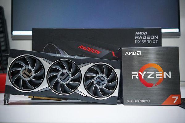 Ryzen 7 5800X và RX 6900 XT - Hướng đến gamer hay streamer có điều kiện kinh tế tốt.